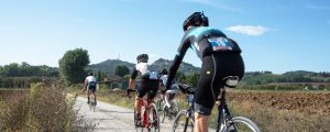In 350 alla Strade Bianche del Sale Fantini Club